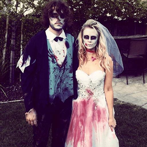 Disfraces para Halloween en pareja
