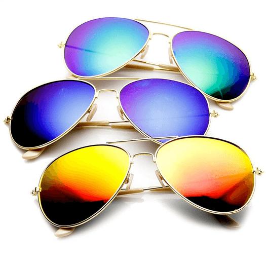 micas de lentes de sol