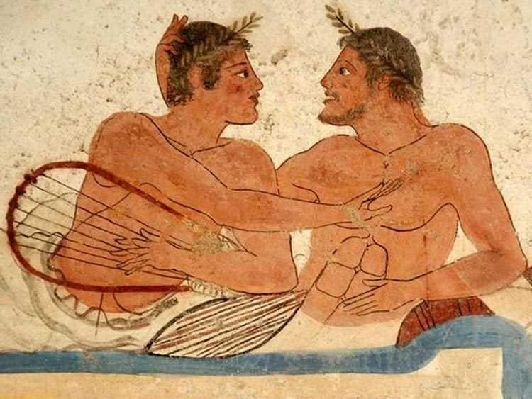 matrimonio homosexual en la historia